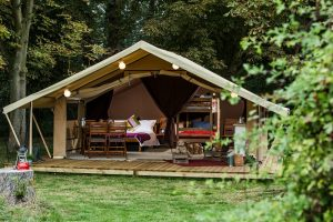 Image of glamping