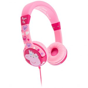 Peppa pig headphones