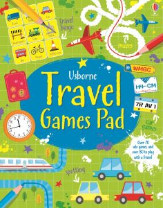 Travel Games Pad £5.99