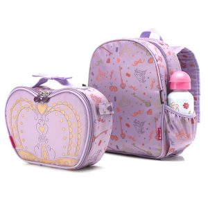 Toddler Backpacks & Lunchbox – Princess £27.98