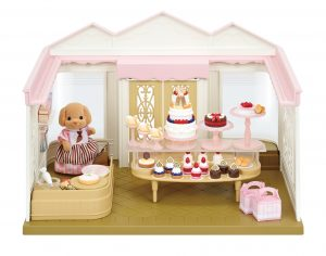 NEW Sylvanian Families Village Cake Shop[31437]