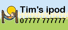tim's ipod