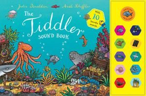 Tiddler sound book