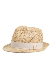 image of a straw hat