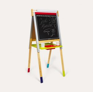 Image of a kids easel